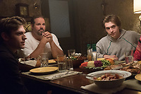 Austin Abrams, Daniel Stewart Sherman & Bubba Weiler.<br /> Puzzle (2018)<br /> *Filmstill - Editorial Use Only*<br /> CAP/RFS<br /> Image supplied by Capital Pictures