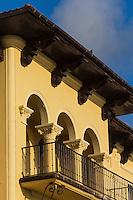 France, Aquitaine, Pyrénées-Atlantiques, Pays Basque, Biarritz:   Villa Paz, Avenue de l'Impératrice//  France, Pyrenees Atlantiques, Basque Country, Biarritz: Villa Paz,