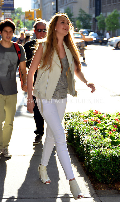 ACEPIXS.COM<br /> <br /> June 18 2014, New York City<br /> <br /> Singer Olivia Somerlyn walks in Soho on June 18 2014 in New York City<br /> <br /> <br /> By Line: Curtis Means/ACE Pictures<br /> <br /> ACE Pictures, Inc.<br /> www.acepixs.com<br /> Email: info@acepixs.com<br /> Tel: 646 769 0430