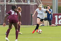 College Station, TX - Saturday March 23, 2019: Houston Dash vs Texas A&M at Ellis Field on the Texas A&M campus