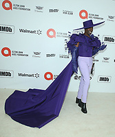 09 February 2020 - West Hollywood, California - Billy Porter. 28th Annual Elton John Academy Awards Viewing Party held at West Hollywood Park. Photo Credit: FS/AdMedia