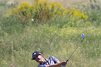 Nico Geyger (CHI) during the second round of the Rocco Forte Sicilian Open played at Verdura Resort, Agrigento, Sicily, Italy 11/05/2018.<br /> Picture: Golffile | Phil Inglis<br /> <br /> <br /> All photo usage must carry mandatory copyright credit (&copy; Golffile | Phil Inglis)