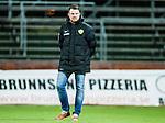 S&ouml;dert&auml;lje 2015-10-05 Fotboll Superettan Syrianska FC - J&ouml;nk&ouml;pings S&ouml;dra :  <br /> J&ouml;nk&ouml;ping S&ouml;dras assisterande tr&auml;nare Christer Persson p&aring; uppv&auml;rmningen inf&ouml;r matchen mellan Syrianska FC och J&ouml;nk&ouml;pings S&ouml;dra <br /> (Foto: Kenta J&ouml;nsson) Nyckelord:  Syrianska SFC S&ouml;dert&auml;lje Fotbollsarena J&ouml;nk&ouml;ping S&ouml;dra J-S&ouml;dra portr&auml;tt portrait tr&auml;nare manager coach