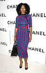 Tracee Ellis Ross arrives at Chanel's Launch of Highly Anticipated New Concept Boutique on Robertson Boulevard on May 29, 2008 in Los Angeles, California.
