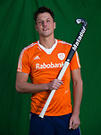 ARNHEM -  GIJS CAMPBELL , lid trainingsgroep Nederlands hockeyteam heren. COPYRIGHT KOEN SUYK