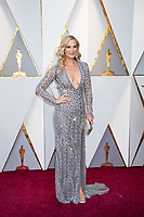 Molly Sims arrives on the red carpet of The 90th Oscars&reg; at the Dolby&reg; Theatre in Hollywood, CA on Sunday, March 4, 2018.<br /> *Editorial Use Only*<br /> CAP/PLF/AMPAS<br /> Supplied by Capital Pictures