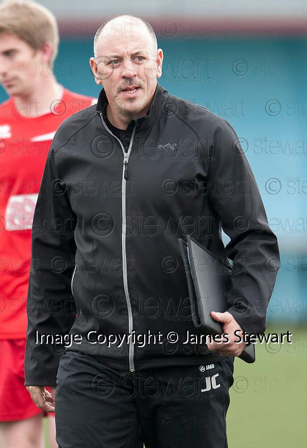 Shire manager John Coughlin.