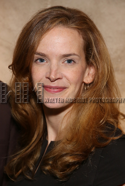 Margot Bordelon attends the Roundabout Theatre Company's Opening Night Party for 'Too Heavy For Your Pocket' at Burger and Lobster on October 5, 2017 in New York City.