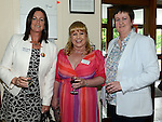Bernadette Gibney, Josephine Clarke and Catherine Hall pictured at the Class of '83 school reunion at Our Lady's College Greenhills. Photo:Colin Bell/pressphotos.ie