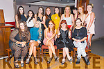 Laura Mitchell, Ballinorig, Tralee, celebrates her 21st Birthday with family and friends at the Abbey Inn on Saturday