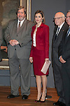 Queen Letizia of Spain attends `Ingres´ exhibition inauguration at El Prado museum in Madrid, Spain. November 23, 2015. (ALTERPHOTOS/Victor Blanco)