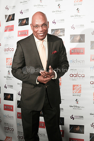 LOS ANGELES, CALIFORNIA - JANUARY 31:  Reginald Hudlin at the African American Film Critics Association 5th Annual Awards Dinner on Friday Jan 31st, 2014  at the Taglyan Cultural Complex in Los Angeles, California. Photo Credit: RTNjohnson/MediaPunch.