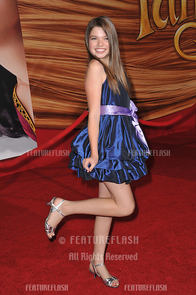 """Jadin Gould at the world premiere of """"Tangled"""" at the El Capitan Theatre, Hollywood..November 14, 2010  Los Angeles, CA.Picture: Paul Smith / Featureflash"""