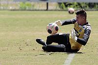 Campinas (SP), 04/03/2020 - Jogador Ivan da Ponte Preta, realiza treino nesta quarta-feira (4), no CT do Jd Eulina, na cidade de Campinas (SP).