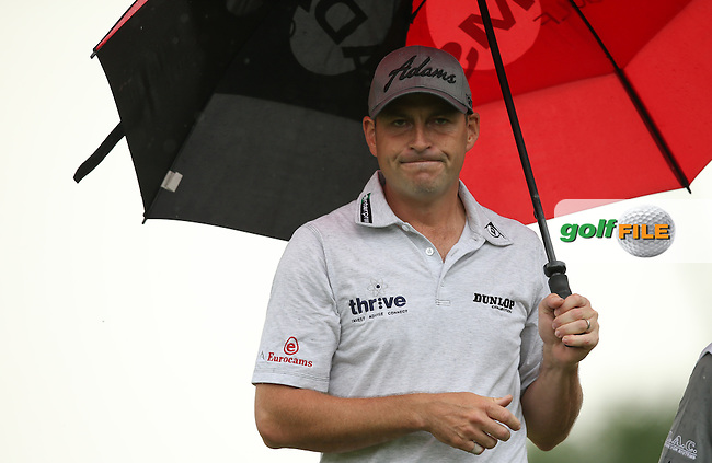 Grin and bare it, David Howell (ENG) during Round Three of the 2015 BMW International Open at Golfclub Munchen Eichenried, Eichenried, Munich, Germany. 27/06/2015. Picture David Lloyd | www.golffile.ie