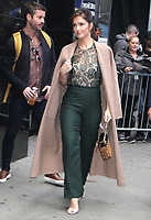 NEW YORK, NY - November 1: Minka Kelly at GMA Day promoting he new DC Universe series Titans on November 01, 2018 in New York City. <br /> CAP/MPI/RW<br /> &copy;RW/MPI/Capital Pictures