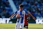 CD Leganes's Guido Carillo during La Liga match. Oct 26, 2019. (ALTERPHOTOS/Manu R.B.)