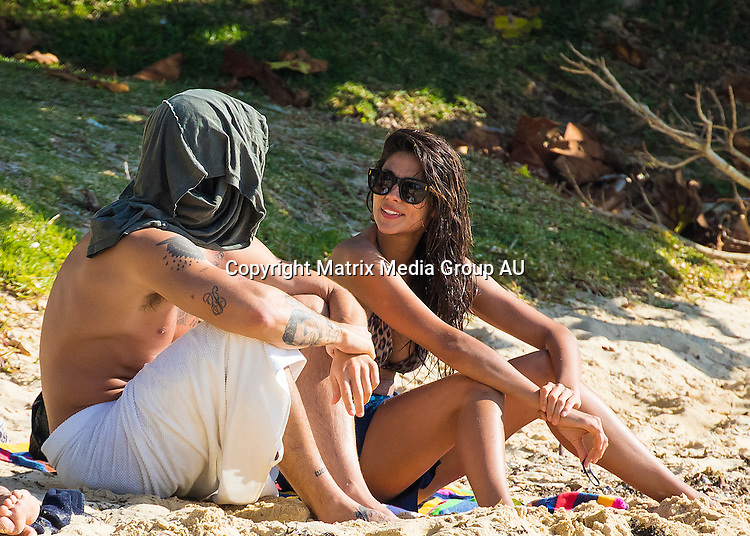 1 OCTOBER 2015 SYDNEY <br /> AUSTRALIA<br /> <br /> EXCLUSIVE PICTURES<br /> <br /> Busted Again!! Pia Miller pictured with her new boyfriend Tyson Mullane at the beach enjoying the sunshine several hours after being first snapped in Paddington together. The pair were spotted canoodling in the water before returning to their towels where they took a selfie together and chatted away with their friends.<br /> <br /> *ALL WEB USE MUST BE CLEARED*<br /> <br /> Please contact prior to use:  <br /> <br /> +61 2 9211-1088 or email images@matrixmediagroup.com.au <br /> <br /> Note: All editorial images subject to the following: For editorial use only. Additional clearance required for commercial, wireless, internet or promotional use.Images may not be altered or modified. Matrix Media Group makes no representations or warranties regarding names, trademarks or logos appearing in the images.