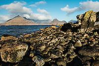 Elgol and the Cuillin, Isle of Skye, Scotland