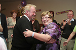 Mary Morgan dancing with Micky Carolan at her 60th in The Rugby Club...Photo NEWSFILE/Jenny Matthews.(Photo credit should read Jenny Matthews/NEWSFILE)....This Picture has been sent you under the condtions enclosed by:.Newsfile Ltd..The Studio,.Millmount Abbey,.Drogheda,.Co Meath..Ireland..Tel: +353(0)41-9871240.Fax: +353(0)41-9871260.GSM: +353(0)86-2500958.email: pictures@newsfile.ie.www.newsfile.ie.FTP: 193.120.102.198.