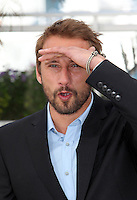 .../Actor Matthias Schoenaerts poses at the 'De Rouille et D'os' Photocall during the 65th Annual Cannes Film Festival at Palais des Festivals on May 17, 2012 in Cannes, France.  .. Credit: Palme2012/ News Pictures/MediaPunch Inc. ***FOR USA ONLY***