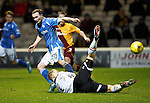 Motherwell v St Johnstone 30.12.15