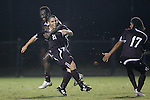 05 October 2007: Boston College teammates congratulate Mike Konicoff (21) for his second half goal. Boston College defeated Duke University at Koskinen Stadium in Durham, North Carolina in an NCAA Men's soccer game.