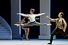 Bolshoi Ballet <br /> The Taming of the Shrew <br /> choreography by Jean-Christophe Maillot <br /> at The Royal Opera House, Covent Garden, London, Great Britain <br /> rehearsal of act 1<br /> 3rd August 2016 <br /> <br /> <br /> <br /> Artem Ovcharenko as Lucentio <br /> <br /> <br /> Photograph by Elliott Franks <br /> Image licensed to Elliott Franks Photography Services