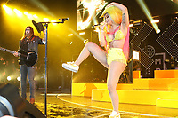 NEW YORK, NY - JUNE 2, 2019 Billy Ray Cyrus & Cardi B. perform at Summer Jam at Met Life Stadium, June 2, 2019 in East Rutherford, NJ. <br /> CAP/MPIWG<br /> ©WG/MPI/Capital Pictures
