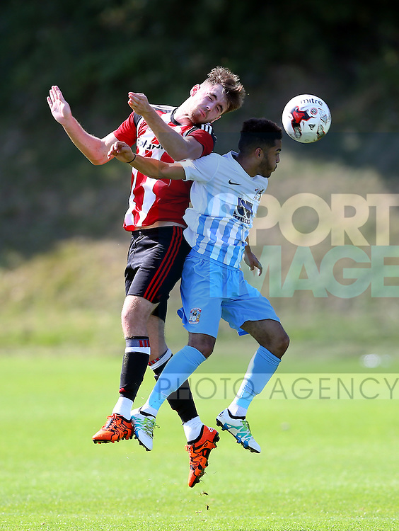 Ben Whiteman of Sheffield Utd during the Professional Development League Two match at Shirebrook Training Complex, Sheffield. Picture date: September 13th, 2016. Pic Simon Bellis/Sportimage
