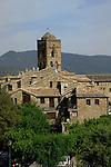 Ainsa old town , Huesca, Aragon,Pyrenees, Spain