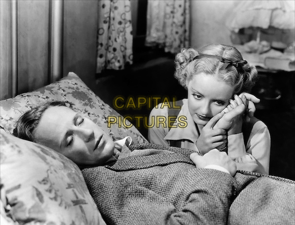 Leslie Howard & Bette Davis .in The Petrified Forest.*Filmstill - Editorial Use Only*.CAP/PLF.Supplied by Capital Pictures.