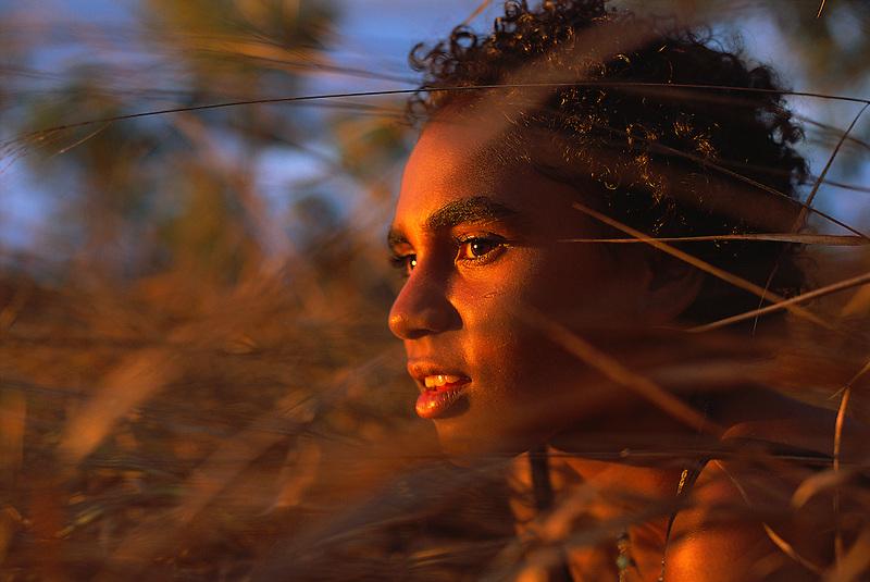 Latoya Hudson, Aurukun, Cape York Peninsula.
