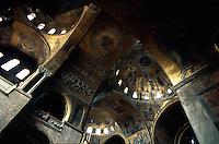 im  Dom San Marco, Venedig,  Venetien, Italien, Unesco-Weltkulturerbe