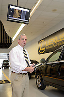 McDermott Lexus of New Haven Dealership Photo. Doug Summerton, Service Manager.