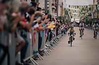Team presentation in La Roche-sur-Yon<br /> <br /> Le Grand D&eacute;part 2018<br /> 105th Tour de France 2018<br /> &copy;kramon