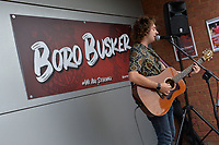 Boro Busker during Stevenage vs Tranmere Rovers, Sky Bet EFL League 2 Football at the Lamex Stadium on 4th August 2018