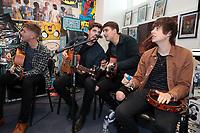 The Sherlocks Album Signing - Sheffield 2017