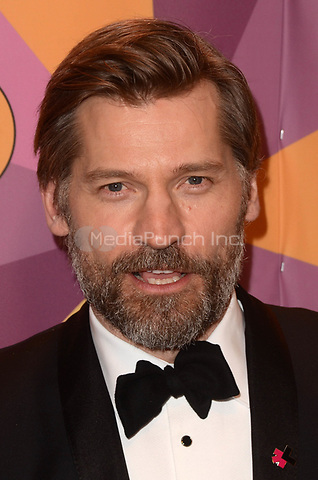 BEVERLY HILLS, CA - JANUARY 7: Nikolaj Coster-Waldau at the HBO Golden Globes After Party, Beverly Hilton, Beverly Hills, California on January 7, 2018. Credit: <br /> David Edwards/MediaPunch