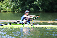 Race: 8  Event: Aspirational Lightweight 1x<br /> Crew: 153  Club: Taunton<br /> <br /> Henley Women's Regatta 2018<br /> Friday<br /> <br /> To purchase this photo, or to see pricing information for Prints and Downloads, click the blue 'Add to Cart' button at the top-right of the page.