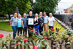Kenmare was crowned Ireland's Best-Kept Small Town in Ireland, from left: Dagmar Kunze, Honor Fitzgerald, John O' Neill, John O' Sullivan PO, Maureen Finnegan, Elearon Connor – Scarteen, Noel Crowley, Eileen Daly.