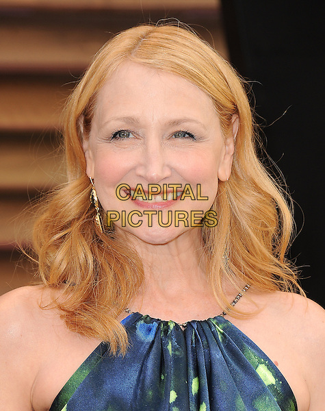 WEST HOLLYWOOD, CA - MARCH 2: Patricia Clarkson arrive at the 2014 Vanity Fair Oscar Party in West Hollywood, California on March 2, 2014. <br /> CAP/MPI/MPI213<br /> &copy;MPI213 / MediaPunch/Capital Pictures