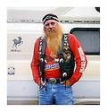 Harley Davidson, Aviemore.