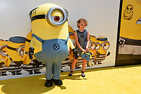 Nev Scharrel at the world premiere for &quot;Despicable Me 3&quot; at the Shrine Auditorium, Los Angeles, USA 24 June  2017<br /> Picture: Paul Smith/Featureflash/SilverHub 0208 004 5359 sales@silverhubmedia.com