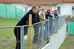 Hoffenheim 30.09.2008, Training bei der TSG 1899 Hoffenheim, die Zuschauer beim Training<br /> <br /> Foto © Rhein-Neckar-Picture *** Foto ist honorarpflichtig! *** Auf Anfrage in höherer Qualität/Auflösung. Belegexemplar erbeten.