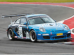 Jesse Menczer (84) in action during the V8 Supercars and the Porsche GT3 Cup cars practice sessions at the Circuit of the Americas race track in Austin,Texas. ..