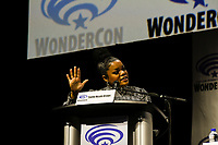 Yvette Nicole Brown at Wondercon in Anaheim Ca. March 31, 2019