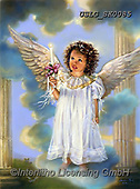 CHILDREN, KINDER, NIÑOS, paintings+++++,USLGSK0085,#K#, EVERYDAY ,Sandra Kock, victorian ,angels