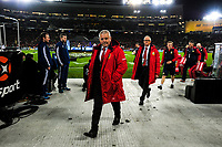Lions coach Warren Gatland walks in before the 2017 DHL Lions Series rugby union 3rd test match between the NZ All Blacks and British & Irish Lions at Eden Park in Auckland, New Zealand on Saturday, 8 July 2017. Photo: Dave Lintott / lintottphoto.co.nz