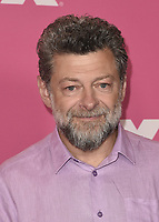 BEVERLY HILLS - AUGUST 6:  Andy Serkis at the FX Networks Star-Walk red carpet at the Summer 2019 TCA Press Tour at the Beverly Hilton on August 6, 2019 in Los Angeles, California. (Photo by Scott Kirkland/FX Networks/PictureGroup)
